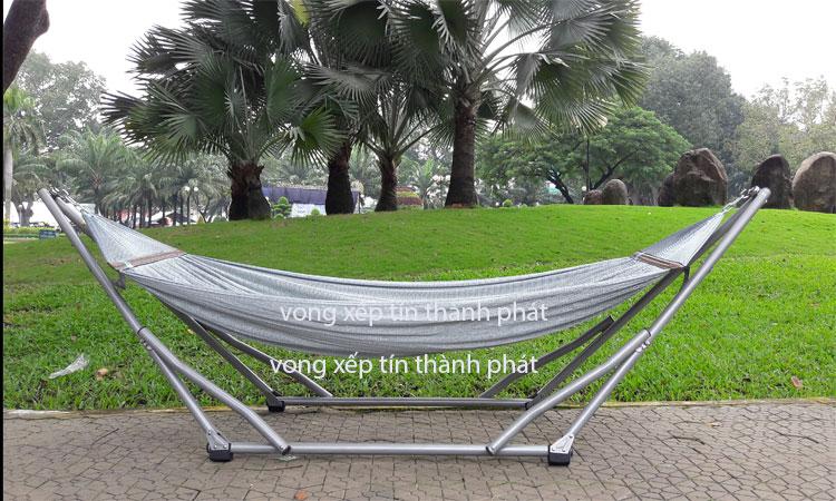 Võng xếp crom Tiền Giang