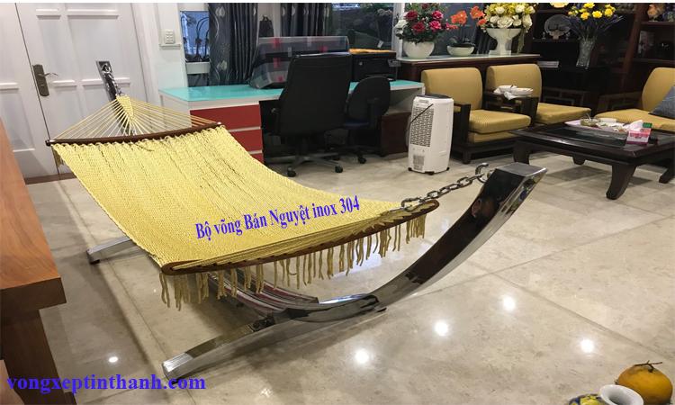 Khung Võng Gỗ Đẹp Cao Cấp Tín Thành Phát tại Phan Thiết