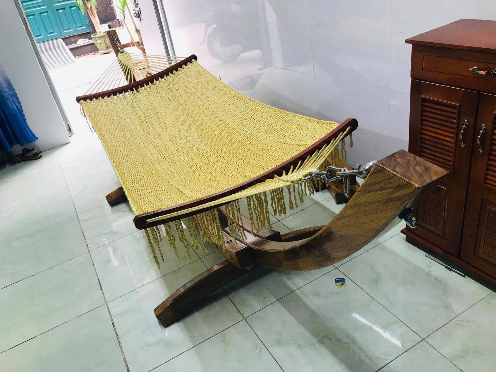 Khung võng gỗ đẹp tại TP Hà Tĩnh khẳng định vẻ đẹp đẳng cấp