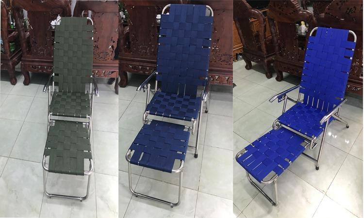 Ghế bố tại Quận Phú Nhuận - sản phẩm chính hãng, chất lượng, giá rẻ