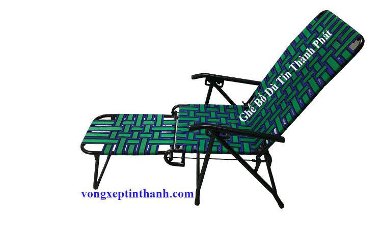 Ghế bố tại quận Tân Phú - chú trọng không gian thoải mái khi dùng