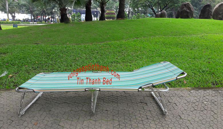 Giường xếp Tín Thành Phát – thiết kế nhỏ gọn dễ dàng sử dụng